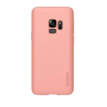 Araree Airfit POP szilikon (TPU) tok  -  púder , Samsung Galaxy S9 Plus SM-G965