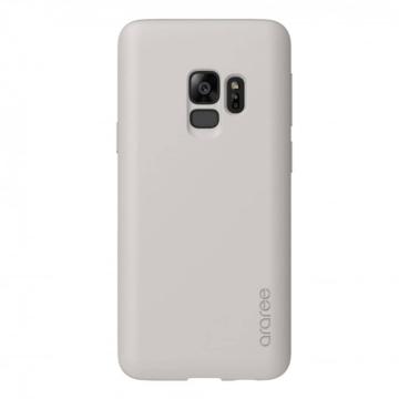 Araree Airfit szilikon (TPU) tok  -  szürke , Samsung Galaxy S9 Plus SM-G965