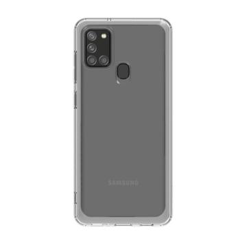 Araree A Cover ütésálló áttetsző TPU szilikon tok Samsung Galaxy A21s SM-A217F
