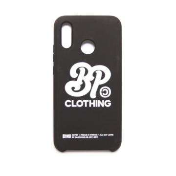 BDPST BP Clothing Mintás Fekete TPU Szilikon Tok iPhone X/Xs
