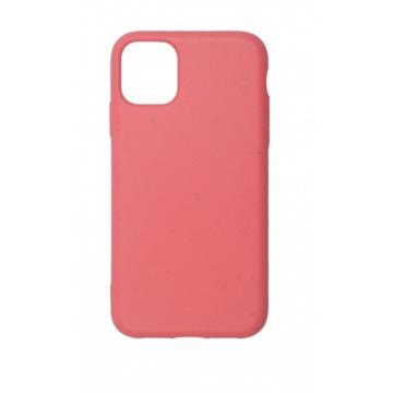 Cellect GoGreen Lebomló, Komposztálható tok, korall Apple iPhone 7/8/SE 2020