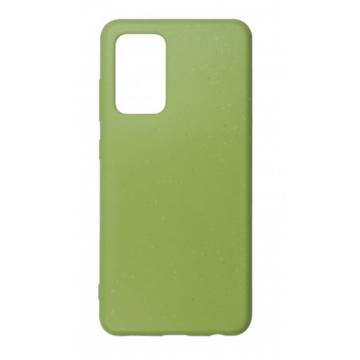 Cellect GoGreen Lebomló, Komposztálható tok, zöld Samsung Galaxy Samsung Galaxy A72 SM-A726B