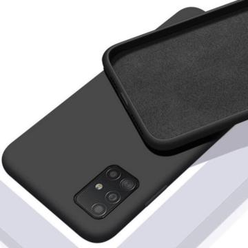 Cellect fekete színű TPU Szilikon Tok iPhone 12/12 Pro