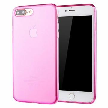 Cellect Neon Pink Áttetsző TPU Szilikon Tok Huawei Y6 2018