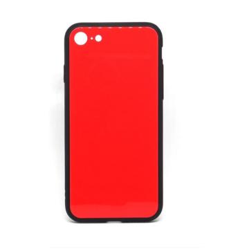 Cellect Piros Edzett Üveg hátlapú TPU szilikon tok Apple iPhone X/Xs