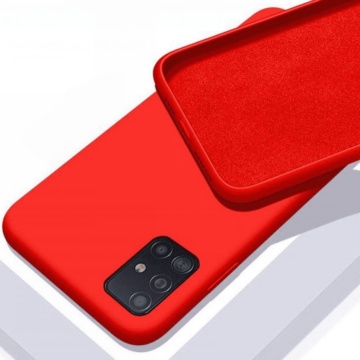 Cellect piros színű TPU Szilikon Tok iPhone 12/12 Pro