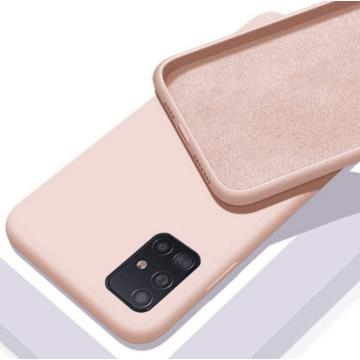 Cellect púder színű TPU Szilikon Tok iPhone 12 mini