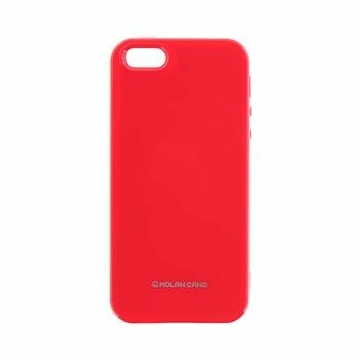 Hana Molan Cano piros TPU szilikon tok, Huawei Honor 8S