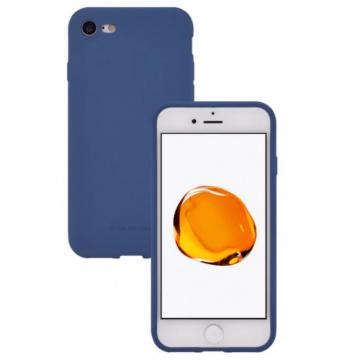 Hana SF Sötétkék TPU szilikon tok, Apple iPhone 7/8/SE 2020
