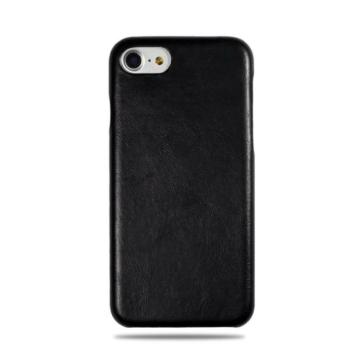Hempi Fekete PC (műanyag) Tok Bőr Hátlappal iPhone Xr