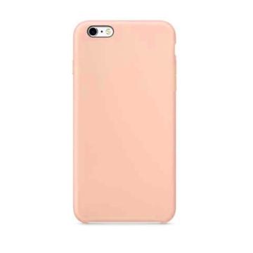 Barackvirág színű TPU szilikon tok Apple iPhone X/Xs