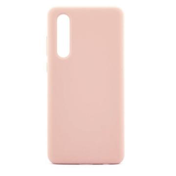 Hempi Púder rózsaszín Ütésálló TPU szilikon tok Apple iPhone 12 Pro