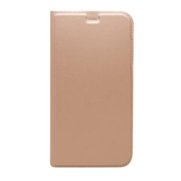Cellect műbőr rose gold oldalra nyíló flip tok, Samsung Galaxy A52 SM-A526B