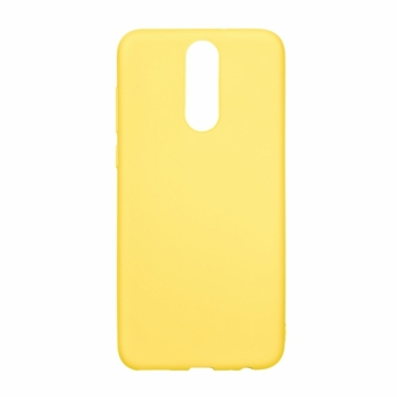 Hempi Sárga Ütésálló TPU szilikon tok Samsung Galaxy A30s SM-A307F