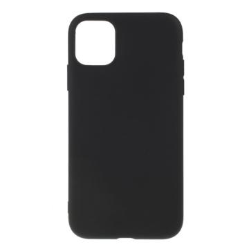 Hempi Second Skin Fekete Szilikon TPU Tok iPhone Xs MAX