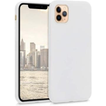 Hempi Second Skin Fehér Szilikon TPU Tok iPhone 7/8/SE 2020