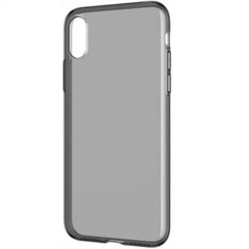 Füst színű TPU szilikon tok Apple iPhone 12 Pro