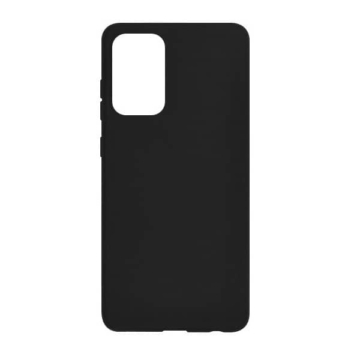 Fekete TPU szilikon tok, Samsung Galaxy A52 5G SM-A526B