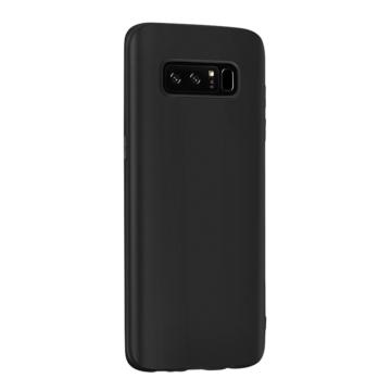 Hoco Fascination Series 0.8mm fekete TPU szilikon tok Samsung Galaxy Note 8 SM-N950