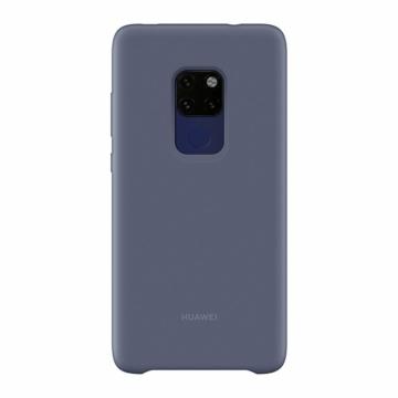 Huawei Kék Gyári TPU (szilikon) tok, Huawei Mate 20