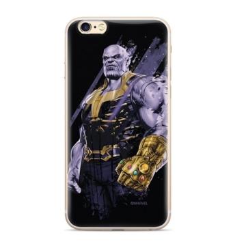 Marvel Avengers Thanos Mintás Szilikon Tpu Tok iPhone X/Xs