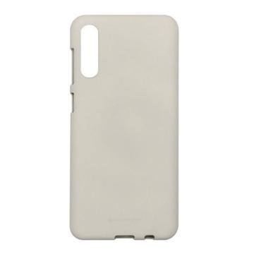 Goospery Soft Feeling Szürke Szilikon TPU tok, Samsung Galaxy A41 SM-A415F