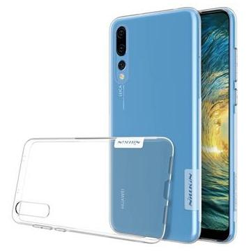 Nillkin Nature átlátszó TPU szilikon tok Huawei Honor 20