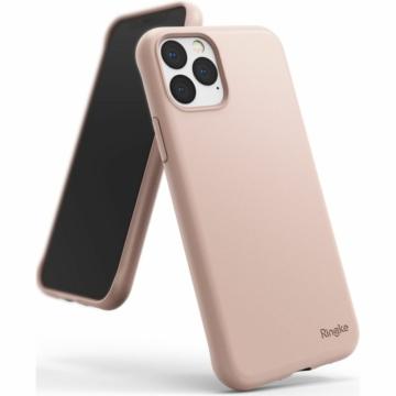Ringke Air S Pink Sand színű szilikon tok Apple iPhone 12/12 Pro