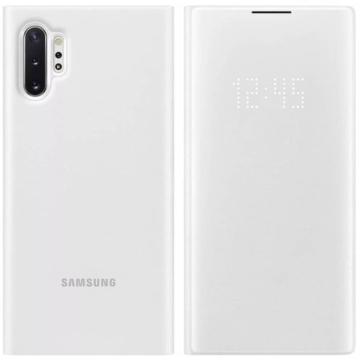 Samsung Smart Led View Cover tok ledes fedéllel - fehér, Samsung Galaxy S20 SM-G980