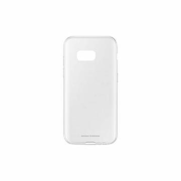 Samsung Clear Cover Átlátszó PC műanyag tok, Samsung Galaxy A3 (2017) SM-A320F