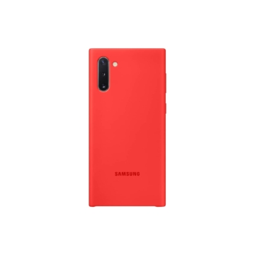 Samsung Silicone Cover Piros szilikon TPU tok Samsung Galaxy Note 10 SM-N970