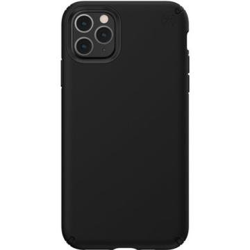 Speck Presidio Pro Ütésálló Fekete szilikon + műanyag (TPU + PC) tok, iPhone Xs MAX