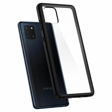 Spigen Ultra Hybrid Áttetsző TPU szilikon tok, Samsung Galaxy Note 10 Plus SM-N975
