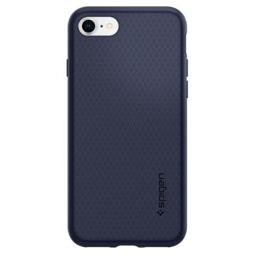 Spigen Liquid Air Éjkék TPU Szilikon Tok iPhone 7 Plus/8 Plus