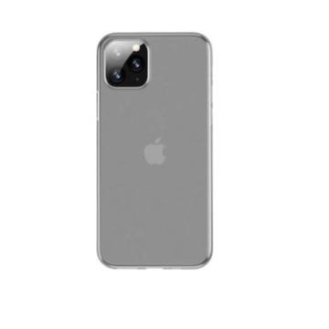 Usams Gentle matt áttetsző fehér PP (polipropilén) tok Apple iPhone 12/ 12 Pro