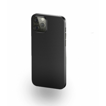 Usams Gentle matt fekete PP (polipropilén) tok Apple iPhone 12 Mini