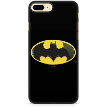 Warner Brothers DC Fekete Batman Logós Szilikon Tpu tok Samsung Galaxy S9 SM-G960