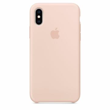 Apple Pink Sand Púder Gyári Szilikon hátlapi TPU tok, iPhone 12 mini