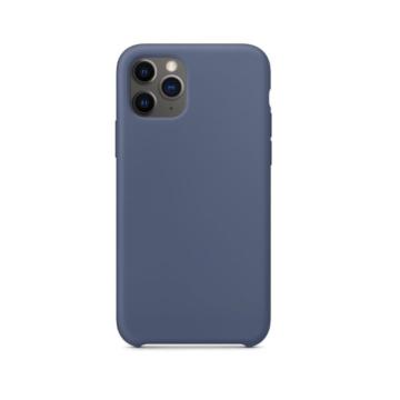 Apple Utángyártott Alaszkai Kék Szilikon hátlapi TPU tok, iPhone X/Xs