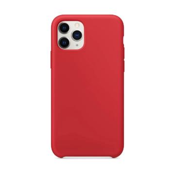 Apple Utángyártott Piros Szilikon hátlapi TPU tok, iPhone X/Xs