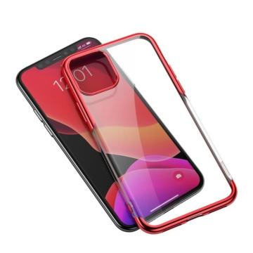 Baseus Shining Piros TPU (szilikon) tok, iPhone 11 Pro Max