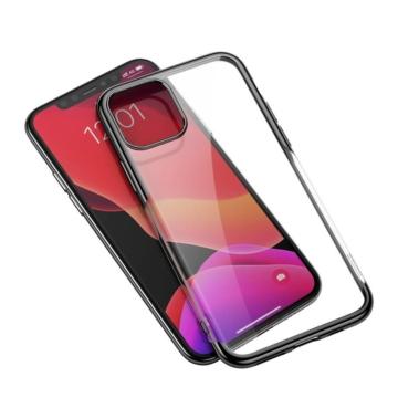 Baseus Shining Fekete TPU (szilikon) tok, iPhone 11 Pro Max