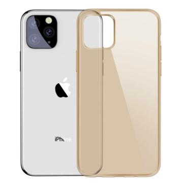 Baseus Simplicity Series Arany TPU tok, iPhone 11