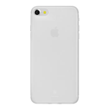 Baseus Slim Frosting 2 Fehér PP (műanyag) tok, iPhone 7/8/SE 2020