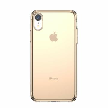 Colorfone Arany színű TPU szilikon tok, Apple iPhone X/Xs