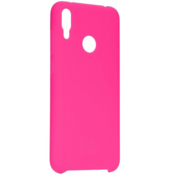 Forcell Silicone Neon Pink TPU szilikon tok Samsung Galaxy A40 SM-A405F