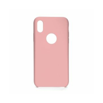 Forcell Silicone Pink TPU szilikon tok Apple iPhone 11 Pro Max