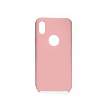 Hempi Púder rózsaszín Ütésálló TPU szilikon tok Samsung Galaxy A30 SM-A305F
