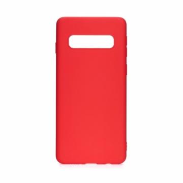 Forcell Silicone Piros TPU szilikon tok Samsung Galaxy A7 (2018) SM-A750F