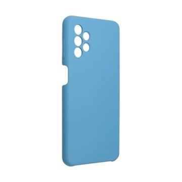 Forcell Soft Kék TPU szilikon tok, Samsung Galaxy A32 5G SM-A326B